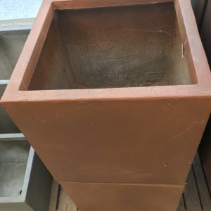 Cubo Libra Corten