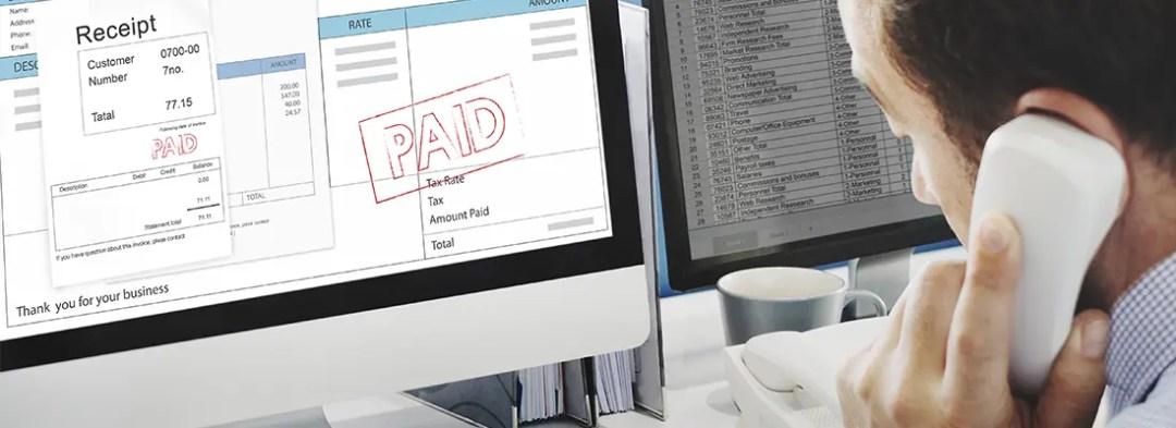 invoice scanning