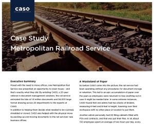Metropolitan Railroad