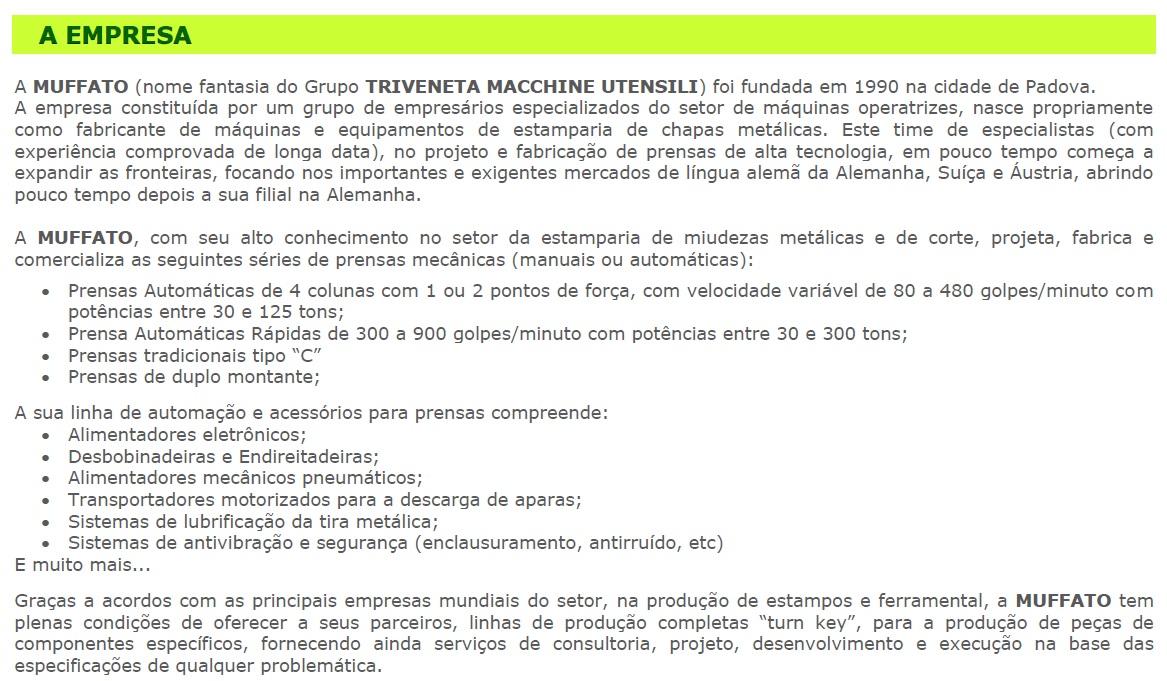 1A - MUFFATO - MARCAS INTRODUÇÃO