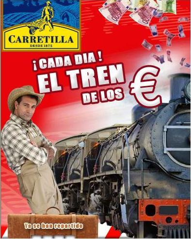 El tren carretilla