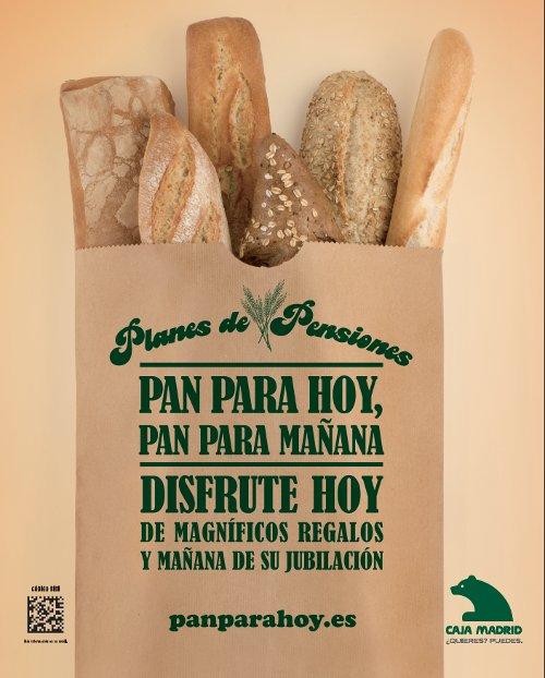 Pan para hoy