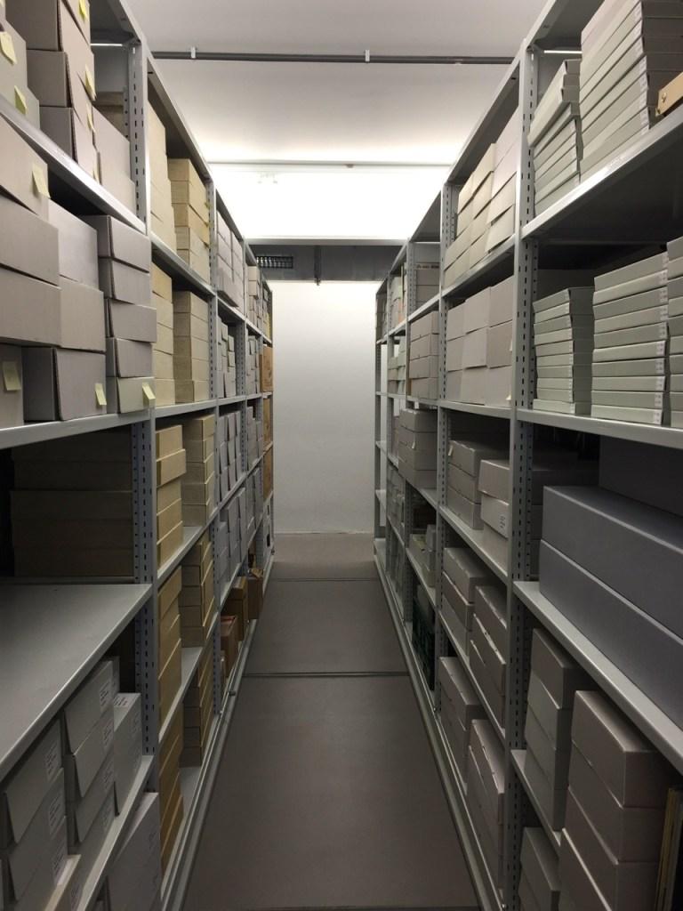 DD Archiv Gang