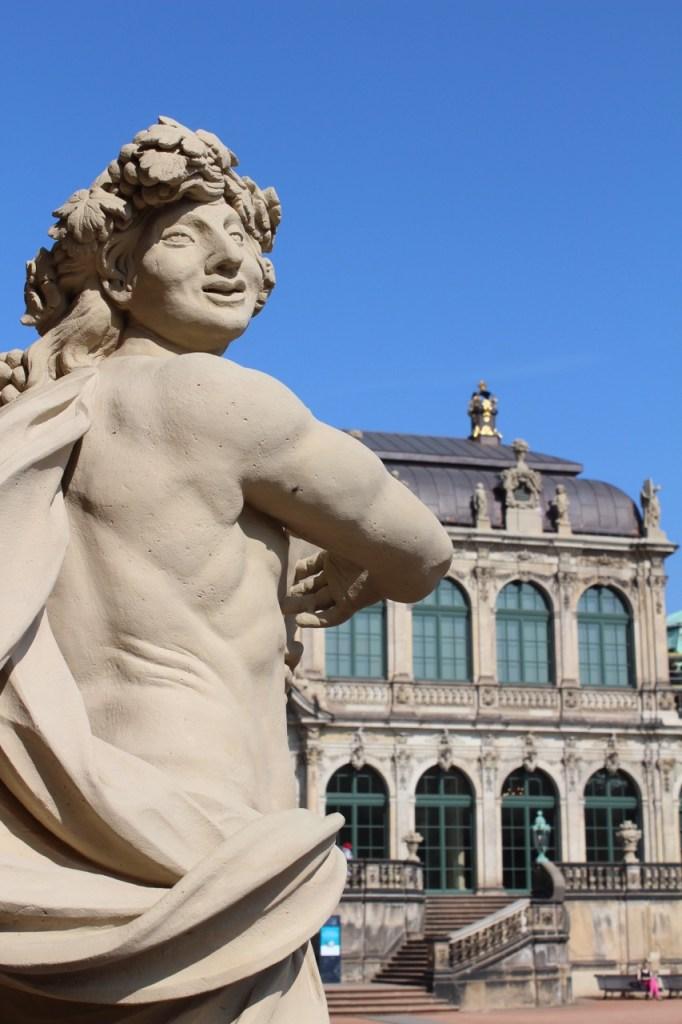 Dresden Zwinger Figut