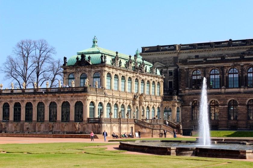 Dresden Zwinger Gemäldegalerie
