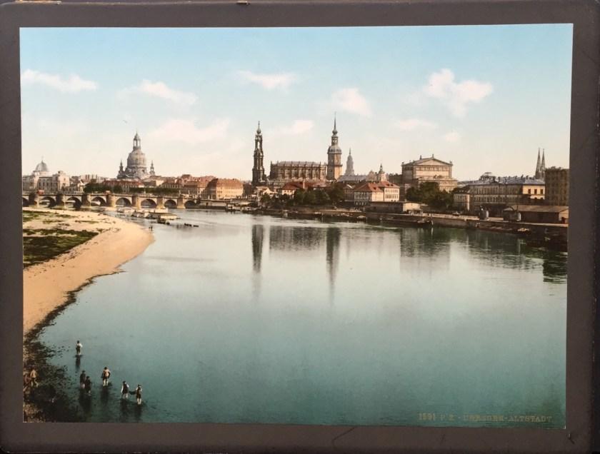 Dresdenansicht aus Os-Album