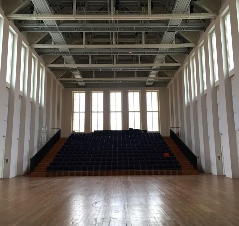 Grosser Saal Hellerau
