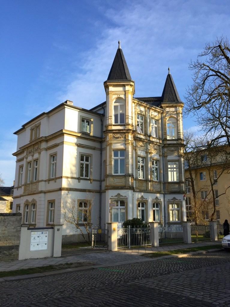 Türmchenvilla Neustadt