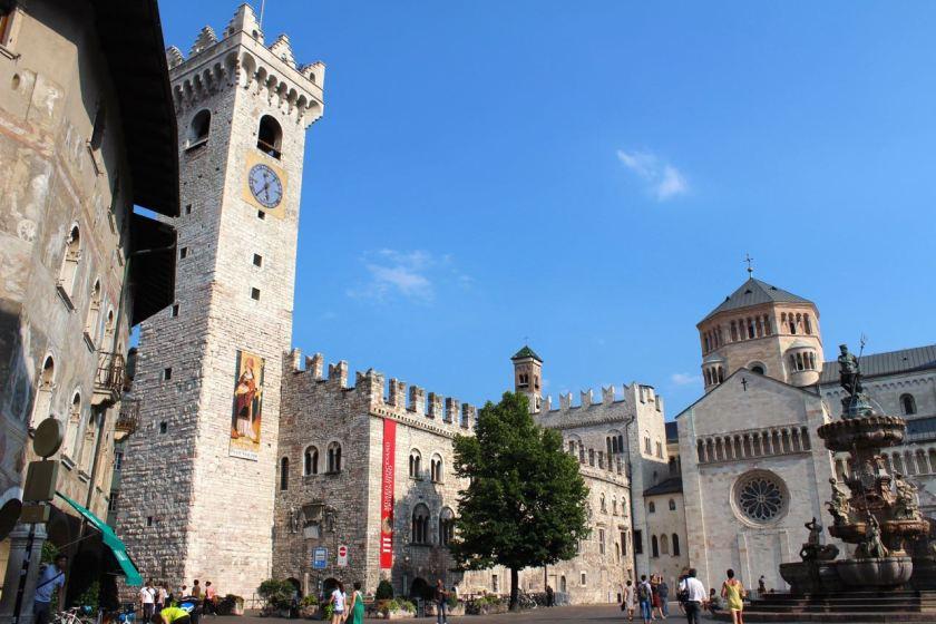 Trento_Piazza