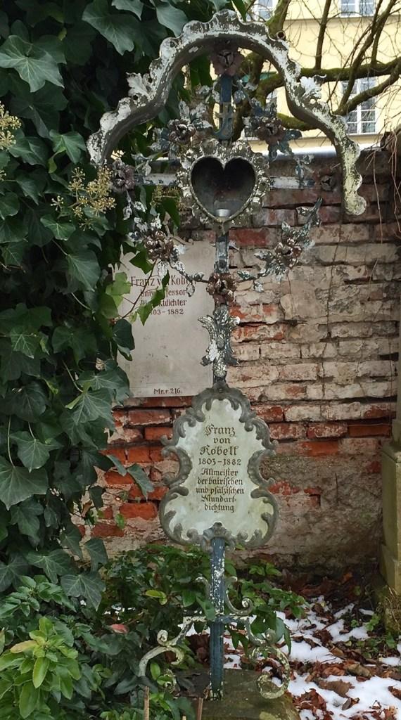 Grab Franz von Kobell