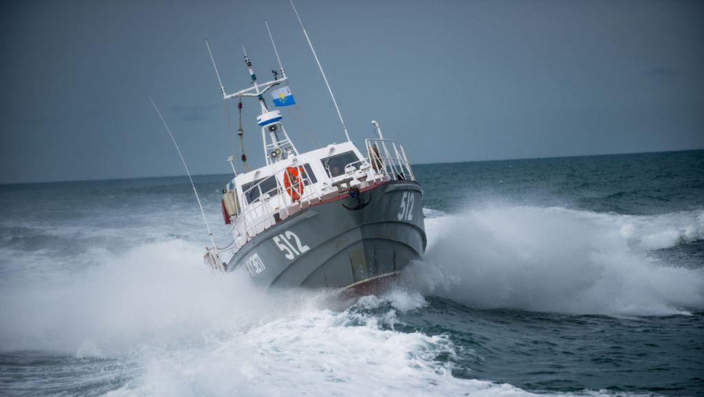 Очередной пограничный инцидент на Каспийском море