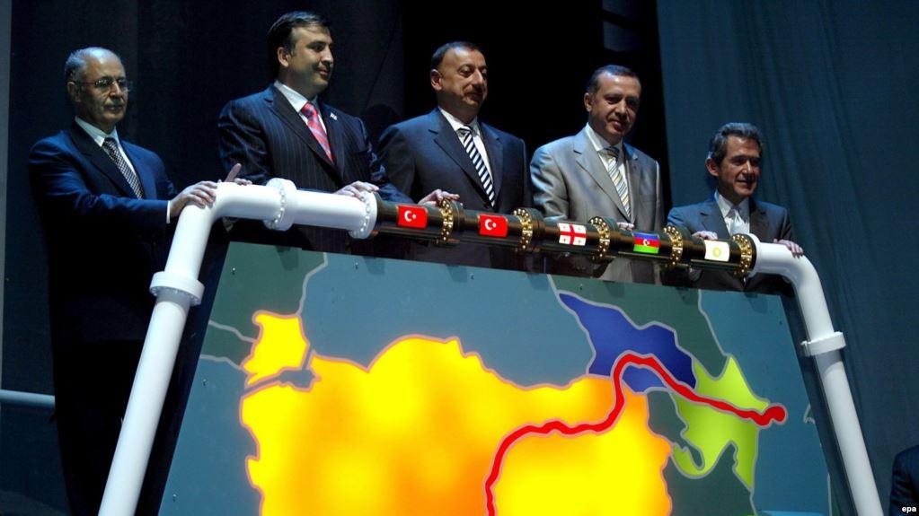 Азербайджанский эксперт о поставках казахстанской нефти через Каспий