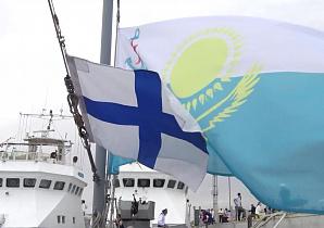 Казахстан обновил состав своего военно-морского флота на Каспии