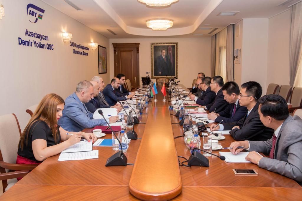 Китай выбрал Бакинский порт в качестве регионального распределительного центра