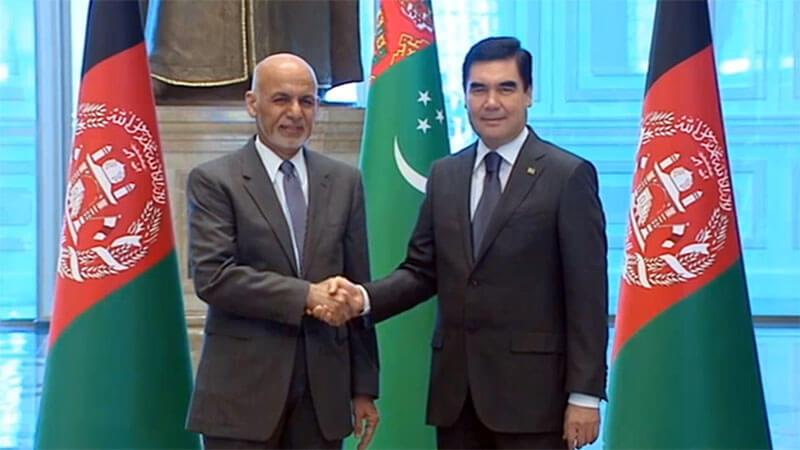 К отдельным итогам переговоров президентов Афганистана и Туркменистана в Ашхабаде