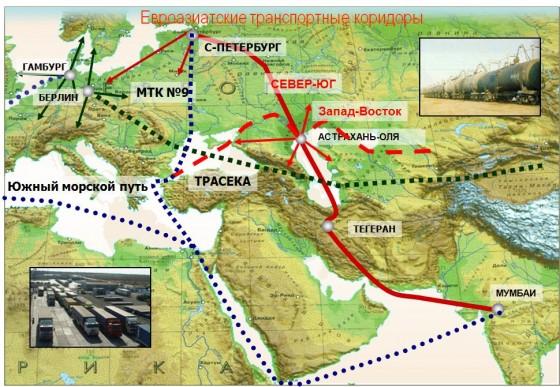 В проекте «Север-Юг» нашлось место для Белоруссии