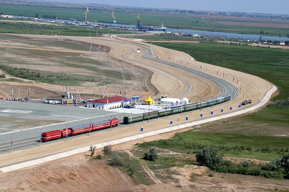 Лазуритовый коридор станет стимулом для развития региона