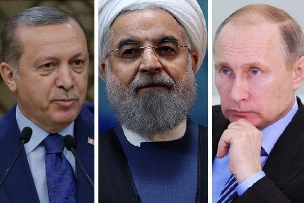 Судьба Сирии решается в Сочи