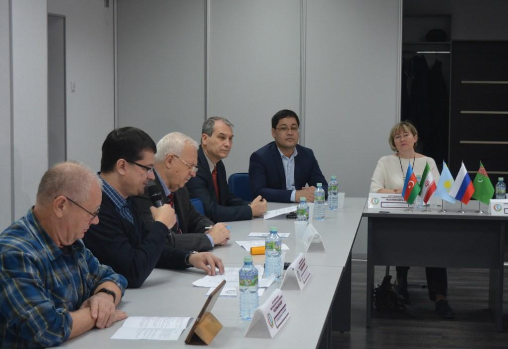В Астрахани обсудили итоги работы Каспийского экспертного клуба в 2017 году