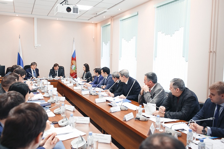 Подготовлен план мероприятий первого этапа реализации проекта Каспийского кластера