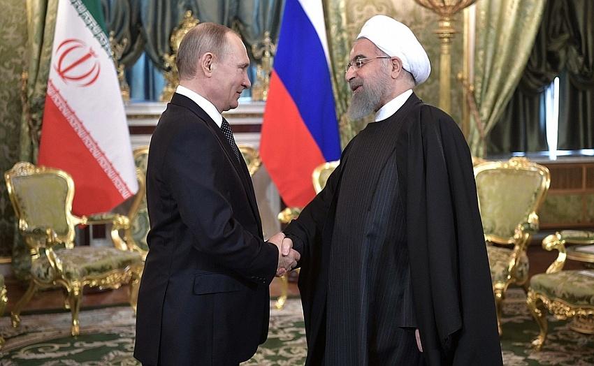 Взаимоотношения между Тегераном и Москвой набирают обороты по всем направлениям