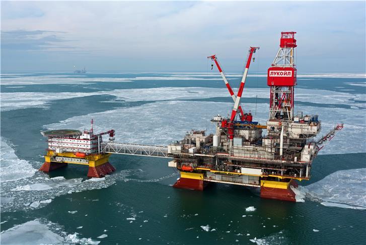 «Лукойл» сохраняет лидирующие позиции в каспийской нефтедобыче