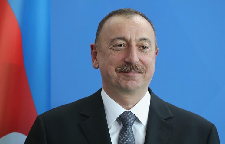 Ильхам Алиев переизбран на пост президента Азербайджана