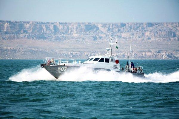 Казахстанские пограничники пресекли очередной факт браконьерства на Каспийском море