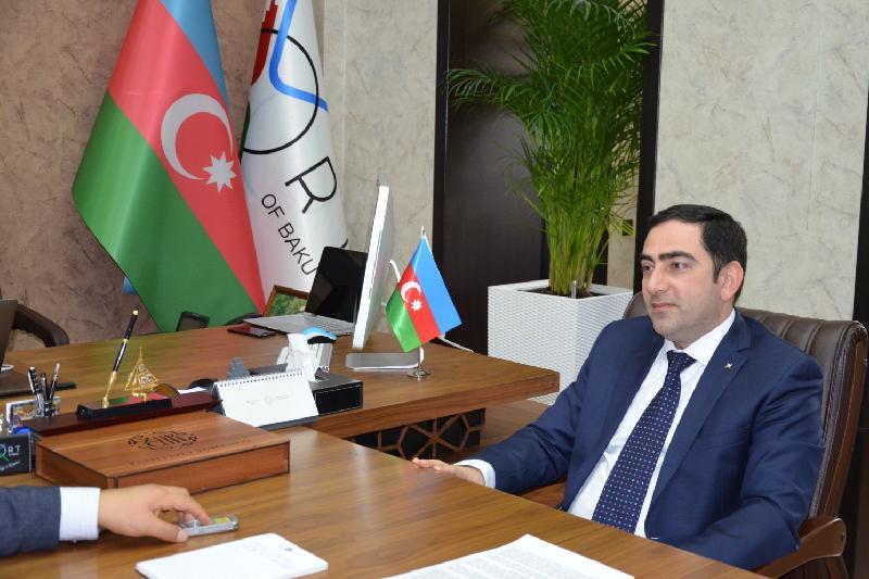 Директор порта Баку рассказал о развитии транзитно-логистического потенциала Азербайджана