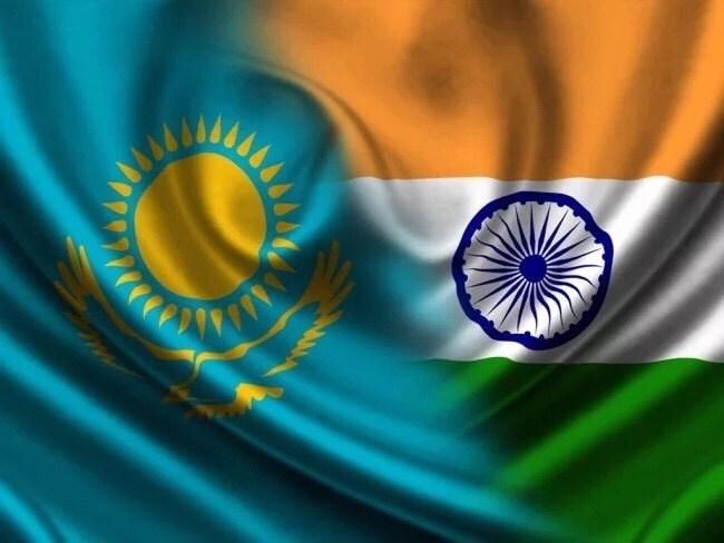 Как развиваются казахстанско-индийские связи