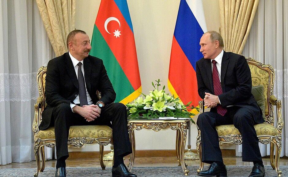 Каспийский вектор российско-азербайджанского сотрудничества
