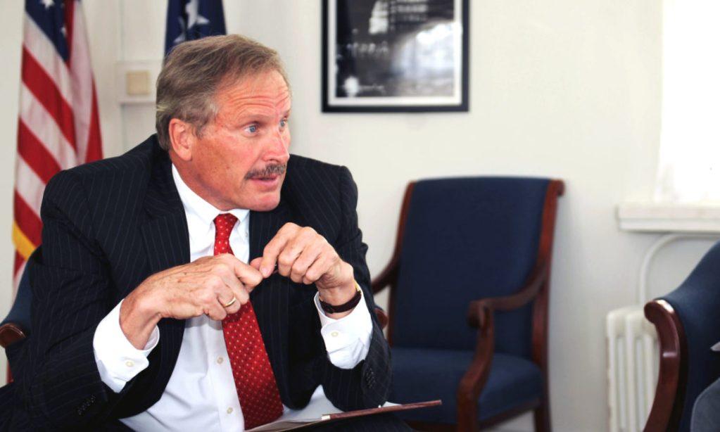 Посол Роберт Секута о стратегической важности Азербайджана для США