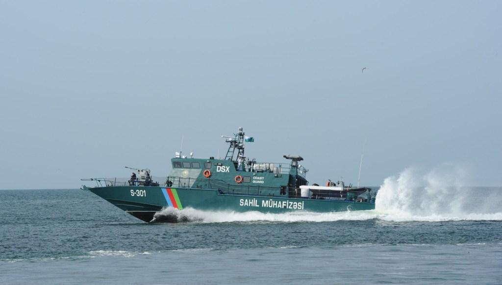В южной части акватории Каспийского моря фиксируются попытки контрабанды наркотиков