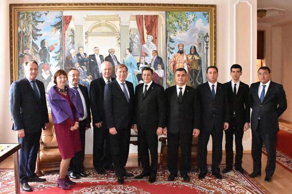 В Липецке прошел Седьмой туркмено-российский экономический форум.