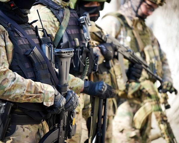 В Туркменистане проходит тренинг по борьбе с терроризмом на границе