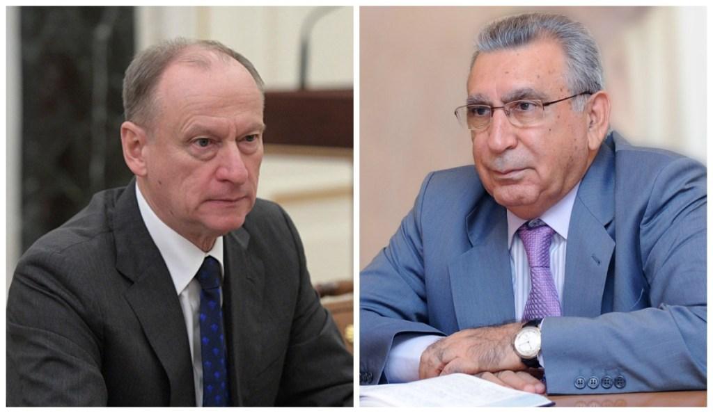 Николай Патрушев встретился с главой администрации президента Азербайджана