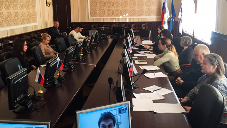 Проводится международное социсследование по борьбе с экстремизмом на Каспии
