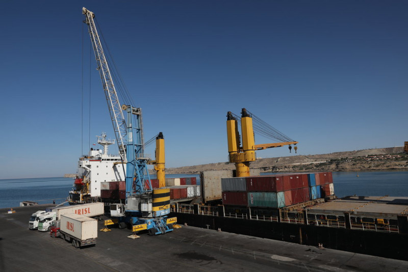 Открыт торговый коридор Афганистан-Иран-Индия через порт Чабахар