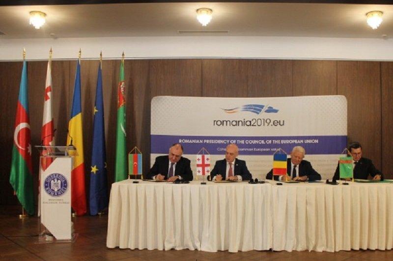 Каспийский регион прирастает ещё одним транспортным проектом