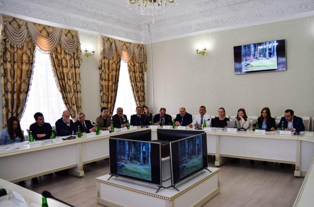 В Астрахани прошло заседание Каспийского экспертного клуба