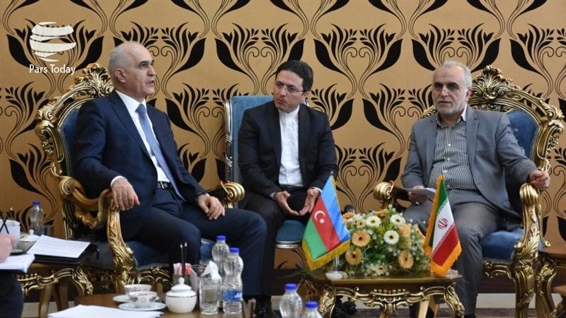 Иран и Азербайджан обсудили экономическое сотрудничество