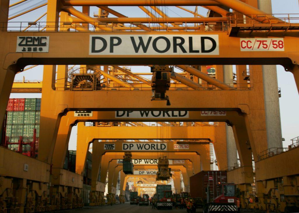 Арабская DP World расширяет присутствие в Каспийском регионе