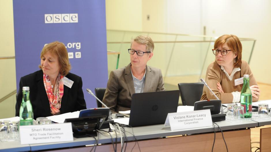 В Вене обсудили вопросы торговли ЕС и Центральной Азии