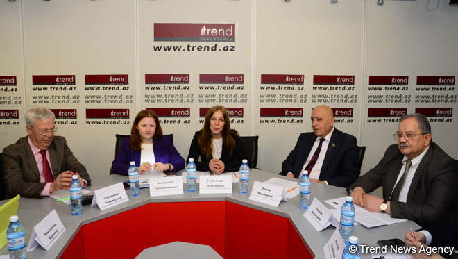 В Баку обсудили проблемы безопасности Южного Кавказа и Каспийского региона