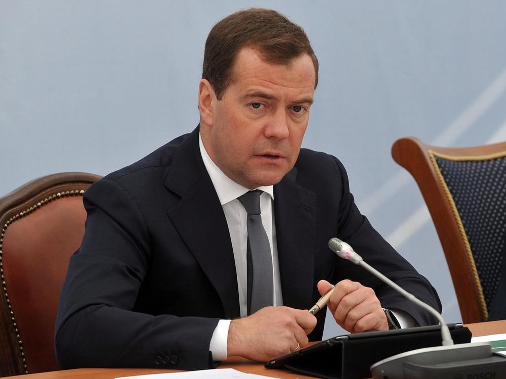 Дмитрий Медведев примет участие в Каспийском экономическом форуме