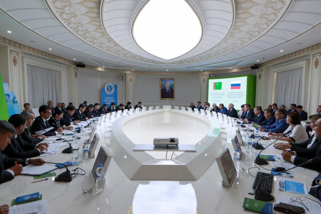 Итоги заседания Астраханско-туркменского совета по предпринимательству — взгляд из России