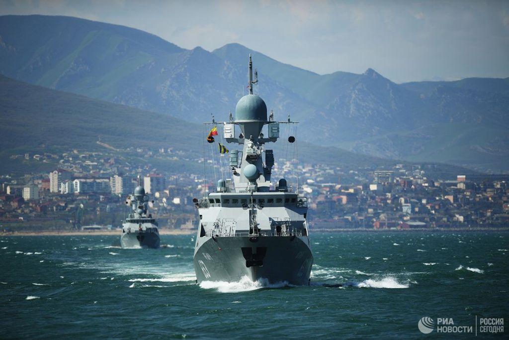 Обзор военных новостей Каспийского региона в мае-июне 2019 года