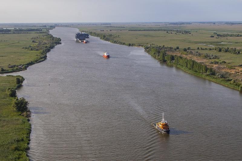 145-летие Волго-Каспийского морского судоходного канала