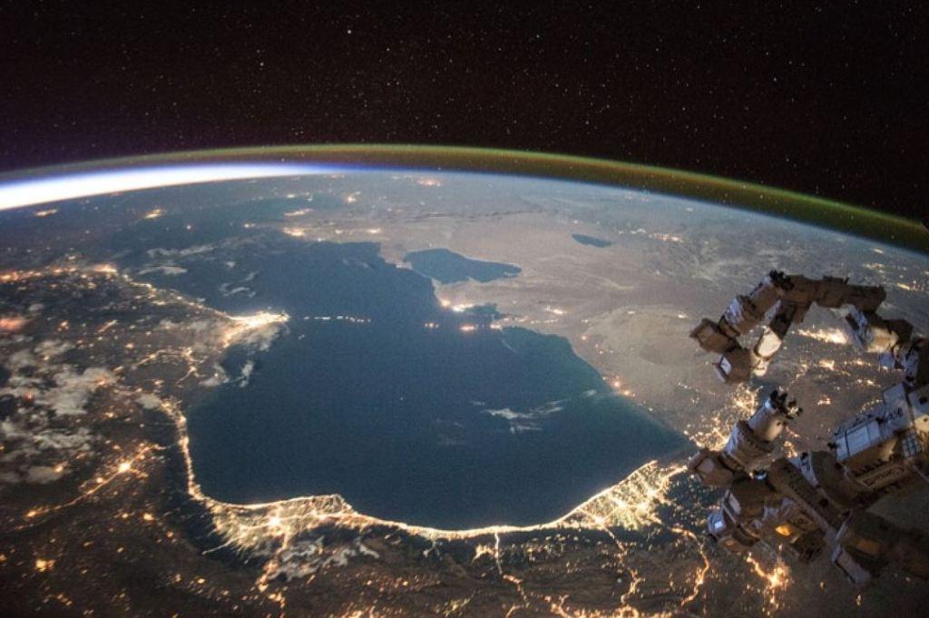 Академия наук Туркменистана проводит экологический мониторинг Каспия