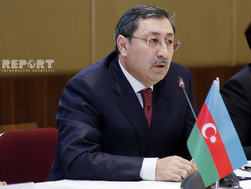 Халаф Халафов: Проведение очередной встречи рабочей группы по Каспию запланировано на октябрь